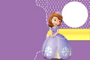 princess sofia template cumplea 241 os decorado de princesa sof 237 a tips de madre