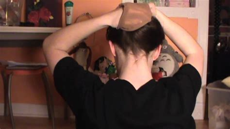 how to put in hair how to put on a wig cap with hair