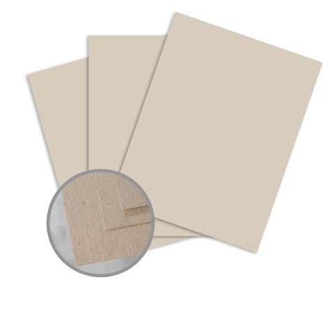 card paper stock kraft card stock 8 1 2 x 11 in 80 lb cover vellum 30