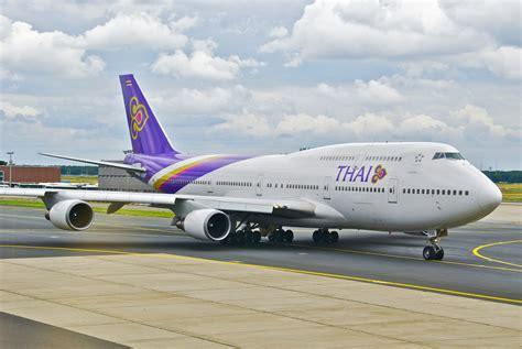 thai airways thai airways 747 gallery