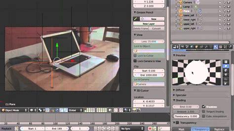 tutorial blender tracking blender tutorials track match blend 01 intro youtube