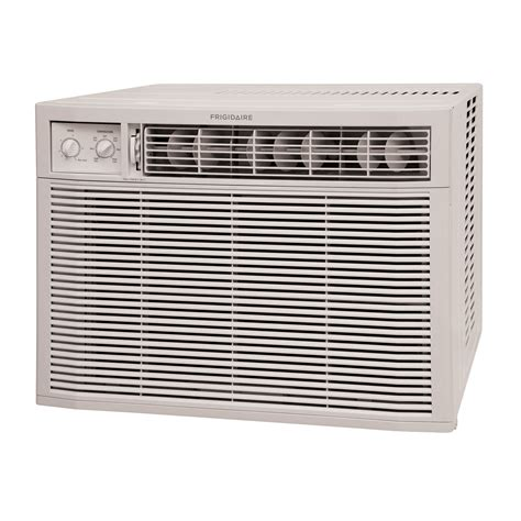 btu air conditioner room size frigidaire fra182mt2 18 000 btu 230v room air conditioner
