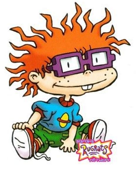 rug rat names chuckie finster my fav s rugrats and brown
