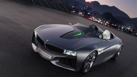 Bmw Future Car Hd Desktop Wallpaper Widescreen High