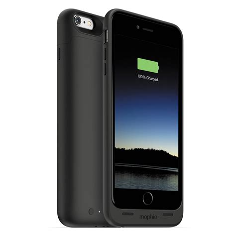 iphone b h mophie juice pack for iphone 6 plus 6s plus black 3084 b h