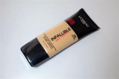 Harga L Oreal Infallible Pro Matte Foundation Review 5 produk kecantikan favorit di fdhq daily