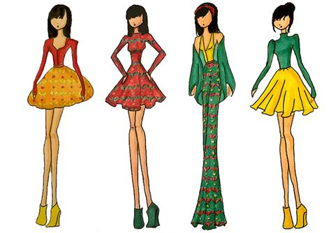 design clothes video 50 best fashion design sketches for your inspiration