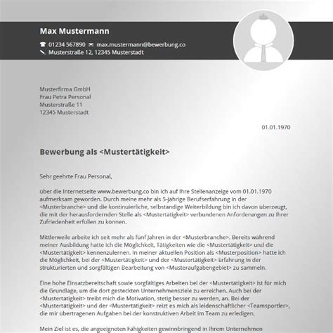 Business Letter Muster 1000 ideas about vorlage bewerbung on