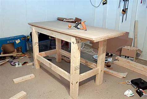 workbench tops top surface ideas