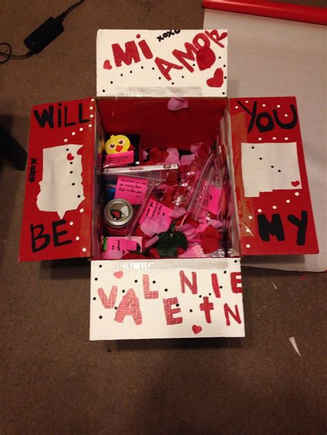valentines package valentines care package for care package