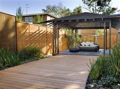 outdoor area outdoor living design with deck from a real australian