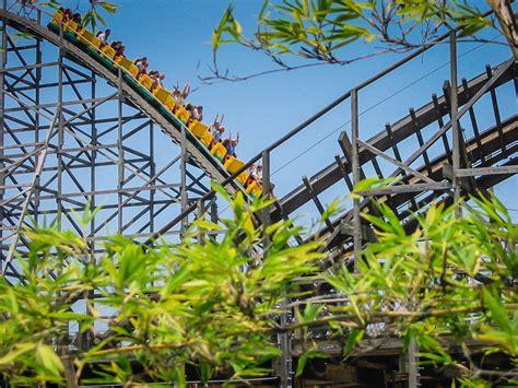 Busch Gardens Gwazi by Coasters Coasterforce