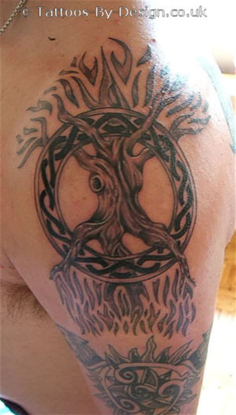 tribal tree of life tattoo tribal tree trand