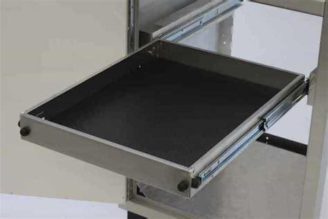 Outer Shelf by Proii Base Aluminum Cabinets For Garage Shop Moduline