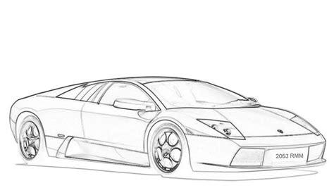 imagenes para dibujar a lapiz de autos dibujos de autos
