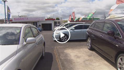 Car Sales In South Auckland Car Dealership Probed Sales To Clients In Nz