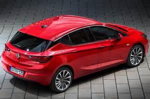 Chevrolet Opel Astra Opel Astra 2016