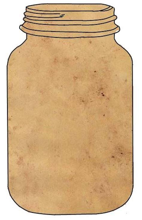 printable mason jar templates tea stained jar free printable image of vintage style