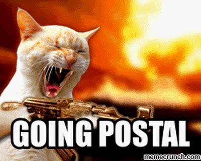 Going Postal going postal