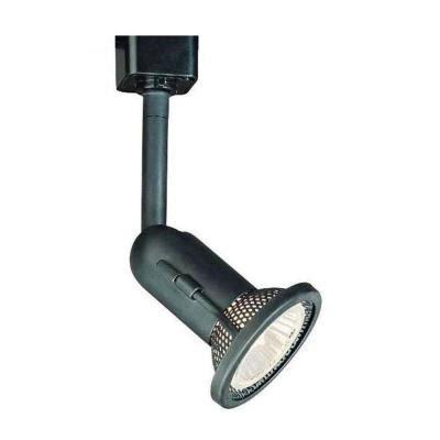 Hton Bay 1 Light Black Linear Track Lighting Fixture Black Track Lighting Fixtures