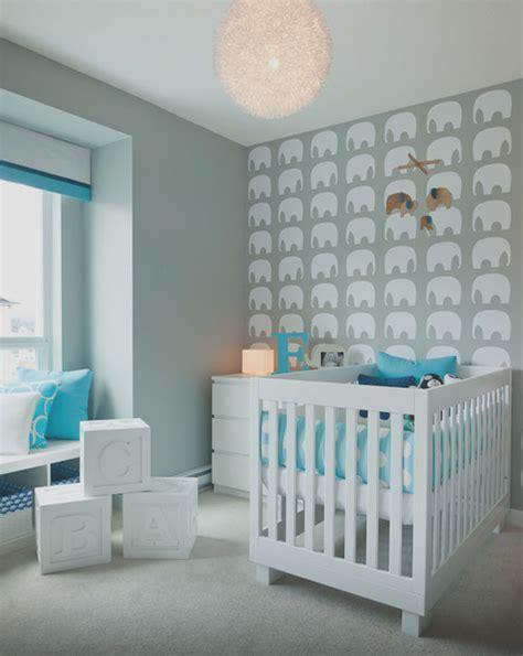 Nursery Decor Wallpaper Www Willowandme Co Uk Elephant Themed Nursery