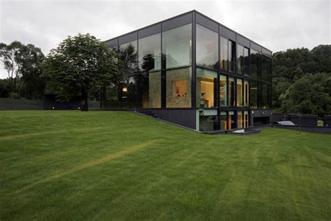 modern glass houses modern glass house designs iroonie