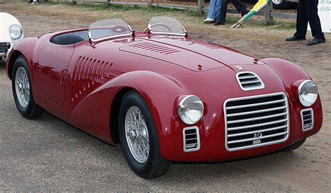 ferrari 125 s most interesting all time ferrari facts car from japan