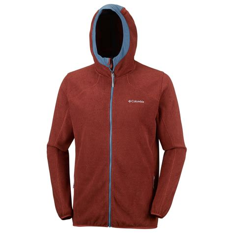 Jaket Fleece Tebal 3 columbia tough hiker hooded fleece fleece jacket s buy alpinetrek co uk