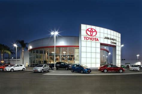 Toyota Ontario Ca Elway S Crown Toyota Ontario Ca 91761 2215 Car