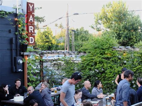 the best places to drink outdoors in seattle 2014 edition