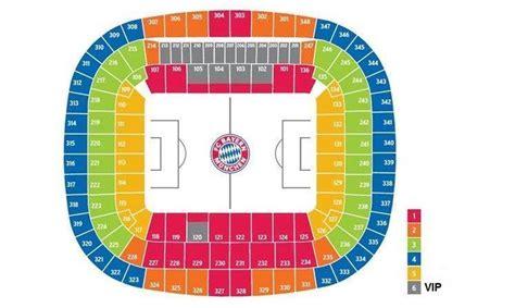 Audi Vip Lounge Allianz Arena by Bayern M 252 Nchen Bayer 04 Leverkusen Fussballtour At
