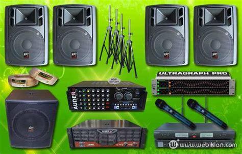 Mixer Audio Terbaik jual sound system karaoke meeting paket dengan harga