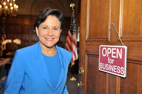 office of the secretary department of commerce secretary pritzker speaks with more than 100 ceos in her