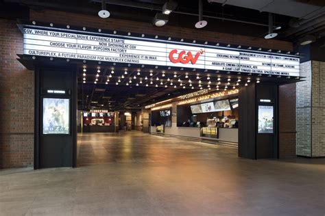 cgv cinemas cgv cineplex 183 pangyo korea parascope