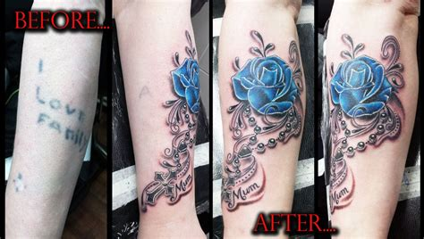 tattoos of roses and rosary beads cross with rosary and roses cross d ink
