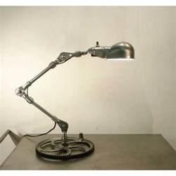 Theater Sconce Desk Lamp Vintage Fostoria Type Industrial Very Adjustable