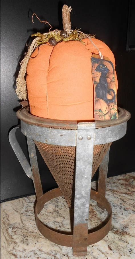 Handmade Primitives - handmade primitive pumpkin s primitive