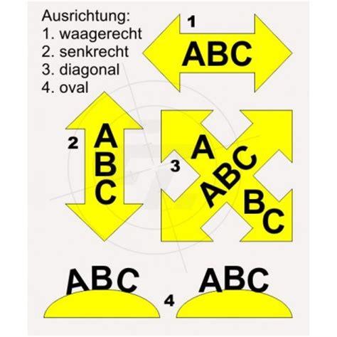 Klebebuchstaben Negativ by Quadratische Zahlenaufkleber Mit Ausgestanzter Ziffer