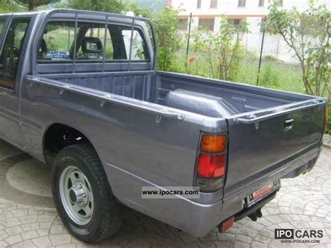 mitsubishi pickup 1990 1990 mitsubishi isuzu 4x4 pick up campo 2 2 td posti