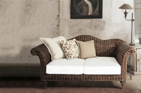 divani rattan offerte divano 2 posti in rattan mendelsshon