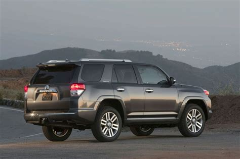 2010 Toyota Four Runner New 2010 Toyota 4runner Officially Revealed Photos And
