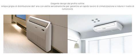 condizionatori da soffitto condizionatore pavimento soffitto casamia idea di immagine