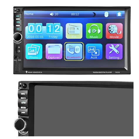 Mp5 Media Player Monitor Mobil Lcd Touchscreen 7 Inch mp5 media player monitor mobil lcd touchscreen 7 inch black jakartanotebook
