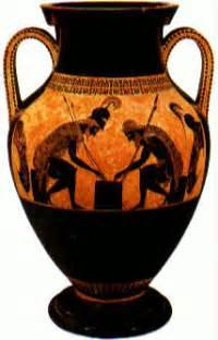 Aztec Vases Greek Black Figure Pottery Quatr Us