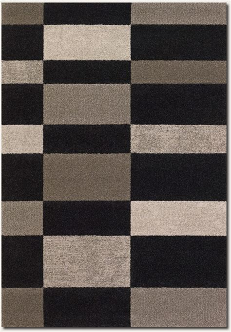 Modern Black And White Rug by Black And White Rug Modern Rugs