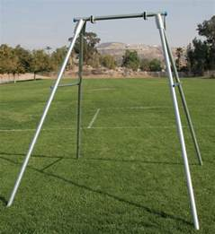 Backyard Playground Equipment Plans Indoor Outdoor Light Swing Set Frame Free Shipping
