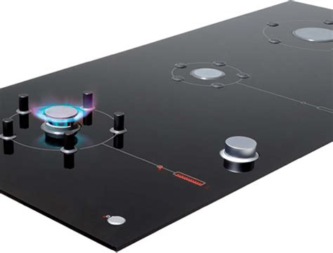 Easy Clean Gas Cooktop izona by fisher paykel