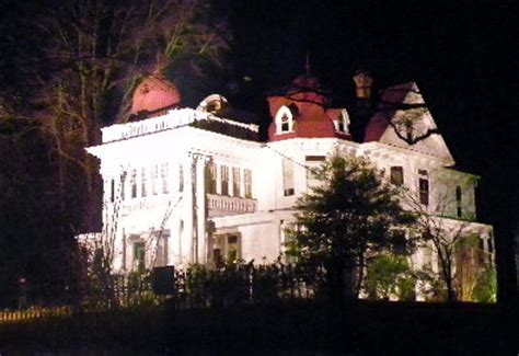 the allen house ghost hunters syfy channel show at allen house monticello live