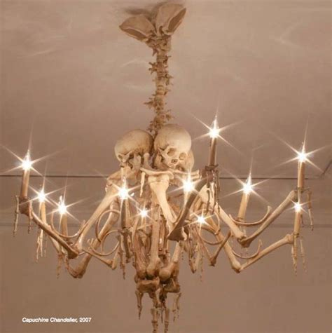 Skeleton Chandelier Skull Chandelier My Way