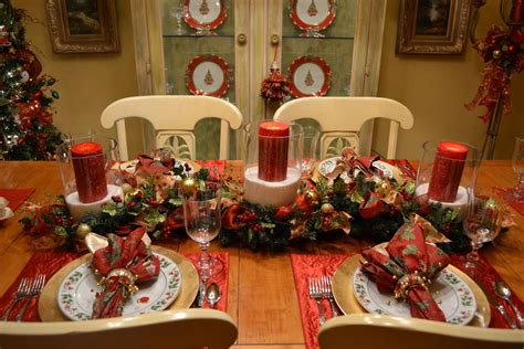 christmas dining room table centerpieces kristen s creations my dining room